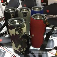 lampe de musique eau achat en gros de-En gros Drum S portable sans fil Bluetooth haut-parleur étanche et antipoussière sangle subwoofer extérieur étanche voyage stéréo lecteur de musique