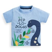 db08c17392fa Toddler Infant Newborn Baby Boy Kid 100% Cotton T-shirt Short sleeve Top  Tee Casual Children Summer Clothing