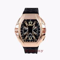 лучшие автоматические спортивные часы оптовых-5 Стиль Новые Мужские Наручные Часы Высокого Качества Механические Автоматические Часы Резиновый Ремешок Для Часов Спортивные Часы Лучший Подарок
