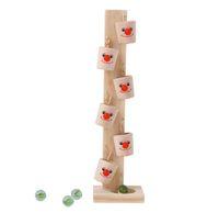 junge spielzeug tisch großhandel-Kinder Spaß Spiele Clown Murmeln Ball Tisch Station Schwerkraft Flip Lernspielzeug Für Kinder Jungen Mädchen 3 Jahre Alt Bis