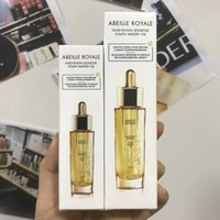Wholesale lotion oil shipping for sale - Group buy 30 ML Paris Abeille royale Youth Watery Oil smoothes Moisturizing recover essential oil lotion