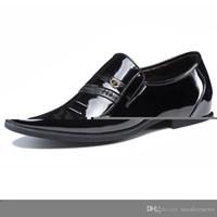 zapatos especiales aumentan la altura al por mayor-Zapatos para propósitos especiales Zapatos para aumentar la altura - Negro