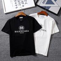 joker giyim erkek toptan satış-Web ünlü gangfeng ins kısa kollu Tişört erkekler ve kadınlar için 2019 Kore versiyonu gevşek harajuku bf joker serisi yarım kollu giysi