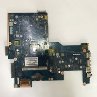 Wholesale motherboards hp laptop for sale - High quality for G ZS051 LA A996P Laptop motherboard E1 GHZ DDR3 fully tested