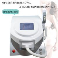 удаление волос ipl elight оптовых-2019 самая лучшая портативная машина удаления волос OPT SHR машина подмолаживания кожи ipl лазер Elight IPL горячий в рынке