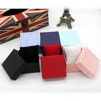 caixas de relógio de luxo venda por atacado-3 cores de relógios de couro Jewelry Organizer relógios de pulso Suporte de exibição Dropshipping Caixa de armazenamento Organizer presente