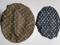 Wholesale fashion bandanas women resale online - Durag Headband Pirate Hat Bandanas For Men and Women black brown Designs Silky Durags Du Rag Bandana Headwraps Hip hop Caps Head Wraps
