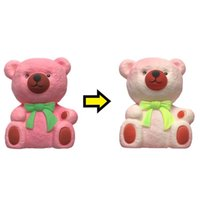 Wholesale bow glasses kid online - New Arrivals PU Squishy Animal Squishies Penguin Peach Panda Bear Bow Cup Temperature Changes Color Slow Rising Squeeze Decompression Toys