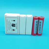 Wholesale Find Similar High Quality INR R LG HG2 HE2 HE4 Battery mAh mAh V A Cig Rechargable Lithium Batteries