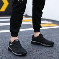 kumaş bahçesinde toptan satış-Yaz siyah rahat erkek ayakkabıları yeni moda 12-yard net bez nefes 13-yard öğrencileri ışık kişilik uçan ayakkabı
