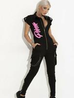 schweiß overalls groihandel-QINK Frauen Jumpsuits Strampler Sweat Suit stilvoller Sport-Set Ganzkörperfarbe Capris Bodycon Sommer- und Frühlingskleidung