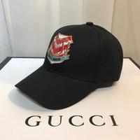 charme frauen hüte großhandel-Der neutrale Ballkappen-Abzeichen des Designerhutsommers stickte die eleganten Baseballmützenmode-Kappencharme FRAUEN-Hüte