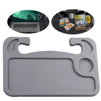 Wholesale car travel tray for sale - Group buy Herorider Laptop Steering Wheel Desk Vehicle Seat Mount Notebook Laptop Eating Desk Car Eating Travel Tray For Car