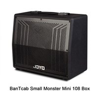 amplificadores de instrumentos al por mayor-Original JOYO Caja de Amplificador de Guitarra banTcaB 20W Mini 108 Caja Estéreo Amplificador de Sonido Gabinete Instrumentos Musicales Bajo