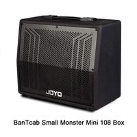 ingrosso casella di amplificazione audio-Scatola di amplificatori per chitarra originale JOYO banTcaB 20W Mini 108 Box Stereo Amplificatore audio Cabinet Strumenti musicali Basso elettrico