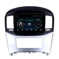Wholesale hyundai car parts resale online - 10 inch Android Auto Parts Head Unit Car Radio for Hyundai Starex H Wagon with Bluetooth WiFi GPS Navigation