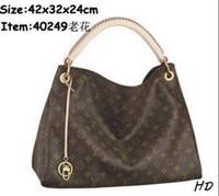 v dükkan toptan satış-LOUIS VUITTON Klasik çanta çanta moda yüksek kaliteli omuz çantaları çanta bayanlar alışveriş çantaları ücretsiz kargo