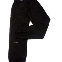 broderie vente chaude achat en gros de-19SS De Luxe Europe Pantalon Petit Logo Broderie Pantalon Noir Rue De La Mode Vente Chaude De Haute Qualité Hommes Femmes Couple Simple Pantalon HFSSKZ077