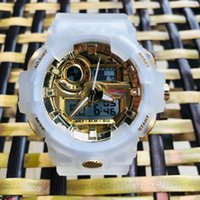 reloj deportivo unisex de cuarzo al por mayor-35th Anniversary Edition GA700 GMW-B5000 Reloj unisex Metal Quartz Sport LED Display Impermeable a prueba de golpes Envío gratis