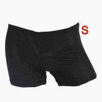cuecas de bicicleta venda por atacado-Cueca Shorts Curso Curto Bicicleta Da Bicicleta Ciclismo MTB Cueca Esportes 3D Briefs Boxer Shorts Confortável proteger b