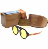 ingrosso occhiali da sole della miscela di marca-2019 new 0256 Occhiali da sole Luxury Women Designer del marchio Square Summer Style Full Frame Protezione UV di alta qualità Colore misto