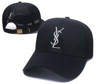 ingrosso trasporto dei berretti da baseball-Commercio all'ingrosso 2019 cappelli di buona qualità caldi per le donne e gli uomini di marca Snapback berretto da baseball moda sport calcio designer cappelli spedizione gratuita