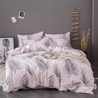 Wholesale chinese bedding comforter sets for sale - Group buy Duvet cover set bedding soft comforter cover with fancy charming printing microfiber quilt cover queen king size