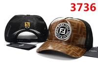 ingrosso cappelli traspiranti-Berretti da baseball di alta qualità Uomini e donne con lo stesso berretto regolabile in mesh traspirante Cappellino con piccolo mostro