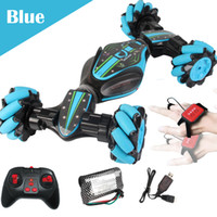 Boys Wirless RC Car Toys Dancing Spinning Car Boys Stunt Dump Remote Control Gesture Sensitive Twist Car Auto Kids Toys Gift Package 04
