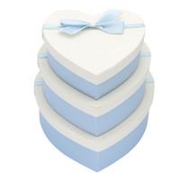 tatlı göğüs kutusu toptan satış-Sıcak Karton Ev Partisi Tatlı Kalp Şeklinde Hediye Mevcut Şeker Çikolata Durumda Kutusu LFD