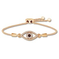 Wholesale rhinestone hand chain resale online - Devil Eye Bracelet Bangle Color Gold Bracelet Luxury Jewelry Birthday Gifts Fashion Rhinestone Devil eye Hamsa Hand of Fatima Bracelets