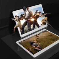 Wholesale phablet sim resale online - Alldocube M5X Phablet PC inch IPS MTK6797 Core GB Ram GB Rom Android GPS SIM LTE G GSM WiFi Bluetooth