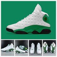 sapatos allen de allen venda por atacado-Novo lançamento Ray Allen Shoes 13 s tênis de basquete versão de alta qualidade Jumpman 13 s Designer de tênis de moda sapatos de desporto formadores