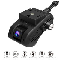 Wholesale czech cycling resale online - Newly JC200 EdgeCam Pro G Car DVR Dash Camra Car Camera With HD P Dual Camera GPS Tracker Remote Monitoring Live Streaming Retail