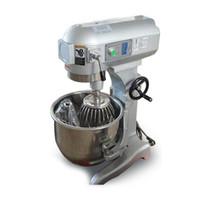 mischer verwenden großhandel-Heimgebrauch oder kommerzieller Einsatz 20L elektrischer Stand-Mixer, planetarer Kochmischer, Schneebesen, Teigmischer-Maschine