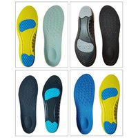 Wholesale sports insoles basketball for sale - Group buy Sports Insoles For Shoes Men Women Absorbing Sweat Deodorant Breathable Pad Basketball Running Training Insole