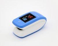kullanılmış nabız oksimetresi toptan satış-Hastane ve evde bakım Taşınabilir Tıbbi Dijital LCD Parmak Kullanın SpO2 Nabız Oksimetre Oksimetre nabız ile bluetooth
