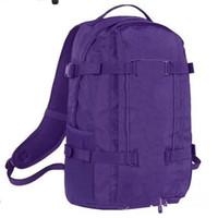 спортивные бренды оптовых-Бренд Sup рюкзаки 18ss 45-й рюкзак школьная сумка мода мужская улица 3 м светоотражающие Спорт вещевой мешок путешествия открытый дождевик нейлоновые сумки
