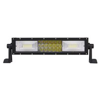 Wholesale LOAUT Super Bright LED Light Bar Inch W Off Road V Combo Beam Worklamp Driving Lights bulb x4 Accessories lm