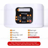 led-lichtmaschine hautpflege groihandel-Schönheitstherapie Photon LED Gesichtsmaske Licht Hautpflege Maschine Falten Akne Entfernung Gesicht Beauty Spa Instrument