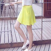 2020 New Plus Size Women's Modal Cotton Shorts Elastic Waist Loose Casual Large Size 13 Colors Loose Culottes Women Shorts
