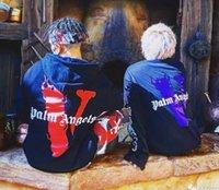 майк американец оптовых-свитер европейская и американская мода балахон с длинным рукавом мужчины и женщины любители рубашки печатные буквы уличный хип-хоп пиджак майк келли