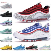 Wholesale massage brand resale online - Brand Cushions Women Men Running Shoes New Colors Star Corduroy Gym Red Have a Day Triple White Black Air Designer Trainers Sneakers