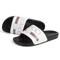 hakiki deri erkek sandalet toptan satış-En Kaliteli Hakiki Deri Slaytlar G Erkekler Terlik Bayanlar Çevirme Sandalet Loafer'lar Slayt Erkek Terlik SLC05