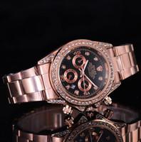 perucas castanhas onduladas do comprimento médio venda por atacado-Homens QUENTES assistir Designer Pulseira de quartzo mulheres Luxo Mens Assista relógios de Pulso Moda Relógios 03
