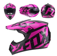 Wholesale open face off road helmets for sale - Group buy motorcycle Adult motocross Off Road Helmet ATV Dirt bike Downhill MTB DH racing helmet cross Helmet capacetes