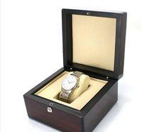 женские наручные часы оптовых-2019 мужчины мода женщины дамы наручные часы коробки швейцарский бренд мужские часы коробка и бумага для часов буклет карты на английском языке бесплатная доставка