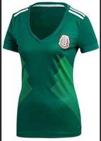 Wholesale mexico women home jersey resale online - Women s Mexico Home Away World Cup Jersey Mexico Away Red Jerseys Soccer Jersey For women Lady Girls