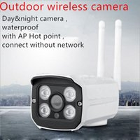 Hot selling Outdoor WiFi CCTV Security Camera 1080P 960P 720P Wireless IP Cam Outdoor IP66 Home Surveillance Motion Sensor Video Android iOS
