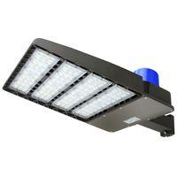 k mount großhandel-300 W LED-Parkplatzleuchte, 36000 lm, 5500 K, 1000 W Metallhalogenid-Äquivalent, Straßenleuchte für Außenbeleuchtung (Armhalterung 300 W)